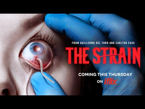 The Strain | Trailer | iflix