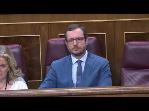 """Maroto: """"Es importante que las víctimas sientan la apuesta del Gobierno por políticas activas con dotación presupuestaria"""""""