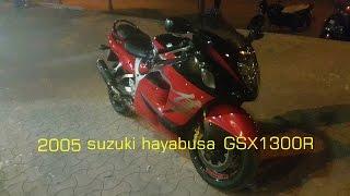 8. 2005 Suzuki Hayabusa walkaround