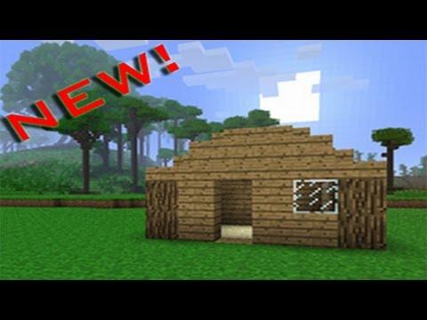[Minecraft] SELF BUILDING HOUSE