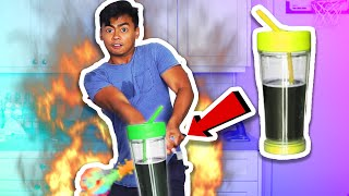 Download Youtube: UNSPILLABLE CUP CHALLENGE!