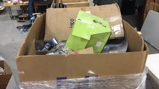 I bought a pallet of amazon returns for $85 - live unboxing 7/7