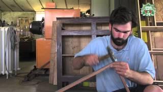 Dries Warlop – Recycleur de bois