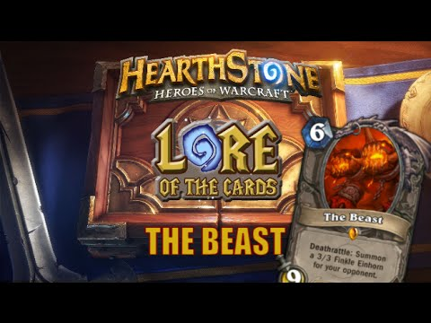 cards - The community has spoken! Molten Giant and Onixia were defeated by The Beast, so let's learn more about this ravenous elemental canine! Vote for the next card here: http://strawpoll.me/2844599...