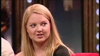 2. Karolína Milerová - Show Jana Krause 17. 5. 2013