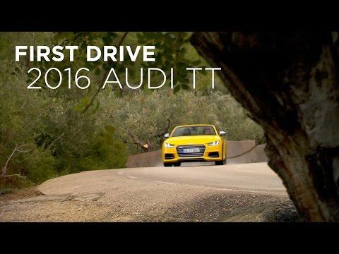 2016 Audi TT | First Drive | Driving.ca