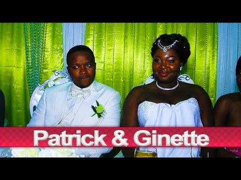 Mariage religieux de Patrick Aruna Small Business & Ginette Mawayi (soirée)