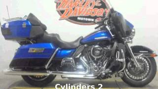 9. 2010 Harley-Davidson Electra Glide Ultra Limited Features and Specification