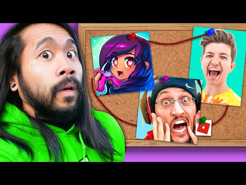 WHICH YouTuber Is My ENEMY? Spy Ninjas React To FGTeeV, Aphmau, Preston, LankyBox, and SSundee