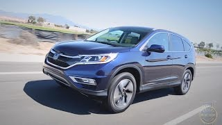 2016 Honda CR-V – Review and Road Test