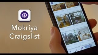 Mokriya Craigslist Android app YouTube video