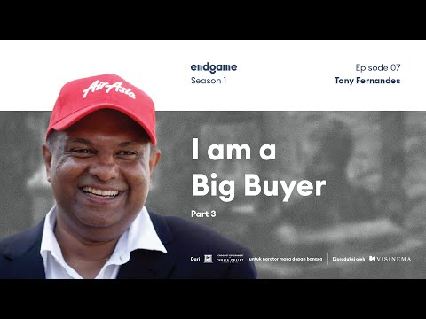Creating Super App to Rival Gojek & Grab | #Endgame ft. Tony Fernandes (Part 3)