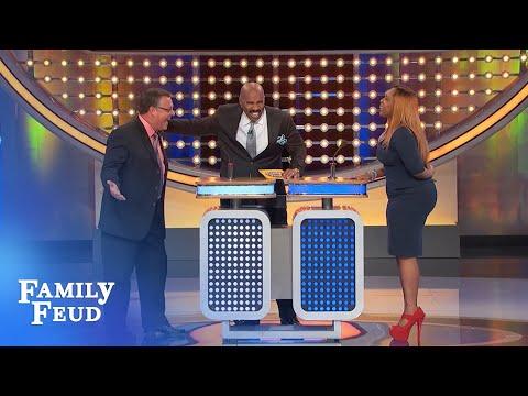 Family feud contestant hopes nurses don t judge his penis size