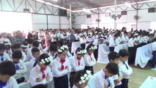 Gp. BMT - Gx. Thánh Tâm - Gh GIUSEHỒNG ÂN THÁNH THỂ28 - 05 - 2017