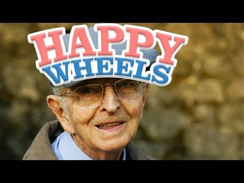 Stary Pierdziel Trolluje Gołe Baby - Happy Wheels PL