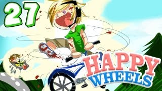 POGOSTICK MAN - Happy Wheels - Part 27