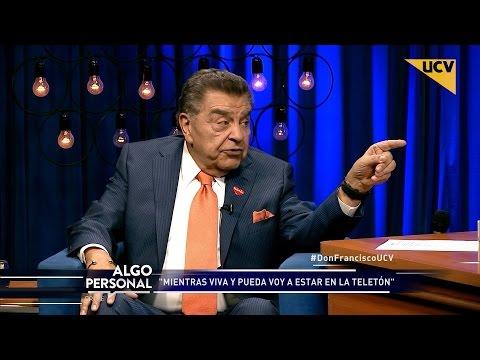 """video Don Francisco: """"Mientras viva y pueda voy a estar en la Teletón"""""""