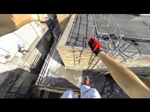 Mirror s Edge Parkour POV