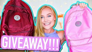 OMG YAY! BACK TO SCHOOL GIVEAWAY!!! I'm so excited to give back to you guys because you mean soooooo much to me! I've been stressing about these prizes for so long and I'm so happy that this video is finally here!!RULES + HOW TO ENTER:1. INTERNATIONAL!2. Winners will be chosen August 20, 2017.3. Winners will be contacted through DMs on the platform they entered from.4. You CAN enter both.5. You CAN enter as many times as you like.PRIZE #1 // INSTAGRAM1. Must be subscribed.2. Must follow my Instagram, Twitter, and Snapchat. @keeganacton3. If you are under 18, ask for parental permission4.Take a screenshot of this video or a selfie and post it to Instagram with #KeegansBackToSchoolGiveaway4. Make sure you are not private so I can se your entries PRIZE #2 // TWITTER1. Must be subscribed.2. Must follow my Instagram, Twitter, and Snapchat. @keeganacton3. If you are under 18, ask for parental permission4.Take a screenshot of this video or a selfie and post it to Twitter with #KeegansBackToSchoolGiveaway4. Make sure you are not private so I can se your entries#KeegansSchoolSquad is NOT apart of the giveaway, it is so I can interact with you. You do NOT have to use it if you are entering the giveaway, but if you want to chat or get a follow, feel free to use it!233800● ● ● ● ● ● ● ● ● ● ● ● ● ● ● ● ● ● ● ● ● ● ● ● ● ● ● ● ● ● ● ● ● ● ● ● ●⇥CLICK HERE TO SEE MY LAST VIDEO⇤https://www.youtube.com/watch?v=MKOkM2P5Aa0&t=4s⇥SUBSCRIBE TO MY CHANNEL⇤http://www.youtube.com/user/keegantaylor13?feature=g-subs-u ⇥CHECK OUT MY VLOG CHANNEL⇤https://www.youtube.com/channel/UCfw_FGBaxYe5moDOJKuZCeg● ● ● ● ● ● ● ● ● ● ● ● ● ● ● ● ● ● ● ● ● ● ● ● ● ● ● ● ● ● ● ● ● ● ● ● ●⇥SOCIAL MEDIA⇤INSTAGRAM//@keeganactonTWITTER//@keeganactonSNAPCHAT//@keeganacton● ● ● ● ● ● ● ● ● ● ● ● ● ● ● ● ● ● ● ● ● ● ● ● ● ● ● ● ● ● ● ● ● ● ● ● ●⇥CONTACT ME⇤≫For business inquires only, please email keeganactonwork@gmail.com⇢ P.O. BOX⇠Keegan Acton2487 S. Gilbert RdSte 106 - 209Gilbert, AZ 85295● ● ● ● ● ● ● ● ● ● ● ● ● ● ● ● ● ● ● ● ● ● ● ● ● ● ● ● ● ● ● ● ● ● ● ● ●⇥ MUSIC ⇤Spring In My Step by Silent Partner● ● ● ● ● ● ● ● ● ● ● ● ● ● ● ● ● ● ● ● ● ● ● ● ● ● ● ● ● ● ● ● ● ● ● ● ●⇥WHAT I'M WEARING⇤⇢MAKEUP⇠≫Covergirl Outlast Stay Fabulous 3 in 1 Foundation ≫Kat Von D Tattoo Concealer≫Tarte Shape Tape Concealer≫Makeup Forever Camouflage Cream Pallet in #1 and #2≫Laura Mercier Translucent Loose Setting Powder≫Too Faced Chocolate Bronzer≫Milani Baked Blush in Luminoso≫Laura Mercier Matte Baked Radiance Powder in Highlight 01≫Becca Shimmering Skin Perfector in Champagne Pop≫Benefit Brow Pencil I forgot the name lol≫Anastasia Single Eye Shadow in Pink Champagne≫Too Faced Eye Shadow in Silk Teddy≫Too Faced Eye Shadow in Semi Sweet≫Loreal Lash Paradise Mascara ⇢SHIRT⇠≫Lilly's⇢PHONE CASE⇠≫https://dreambigapparel.net● ● ● ● ● ● ● ● ● ● ● ● ● ● ● ● ● ● ● ● ● ● ● ● ● ● ● ● ● ● ● ● ● ● ● ● ⇢FREQUENTLY ASKED QUESTIONS⇠≫How old are you?17. (March 7, 2000)≫What grade are you in?Senior in high school.≫What state do you live in?Arizona (I'm not going to say where in Arizona for privacy reasons).≫What camera/ editing system do you use?Scroll a little further down and I provided all the links;)● ● ● ● ● ● ● ● ● ● ● ● ● ● ● ● ● ● ● ● ● ● ● ● ● ● ● ● ● ● ● ● ● ● ● ● ●⇢FILMING EQUIPMENT⇠≫Canon t4i:http://www.amazon.com/Canon-Rebel-DSLR-18-55mm-MODEL/dp/B00894YWD0/ref=sr_1_1?ie=UTF8&qid=1437611275&sr=8-1&keywords=canon+t4i≫Canon EF-S 18-55mm f/3.5-5.6 IS II SLR Lens:http://www.amazon.com/Canon-EF-S-18-55mm-3-5-5-6-Lens/dp/B000V5K3FG/ref=sr_1_1?ie=UTF8&qid=1437611323&sr=8-1&keywords=18+55+canon+lens≫Final Cut Pro X:https://www.apple.com/final-cut-pro/≫Tripod:http://www.bestbuy.com/site/manfrotto-60-compact-action-tripod-black/4854011.p?id=1219103680660&skuId=4854011● ● ● ● ● ● ● ● ● ● ● ● ● ● ● ● ● ● ● ● ● ● ● ● ● ● ● ● ● ● ● ● ● ● ● ● ●