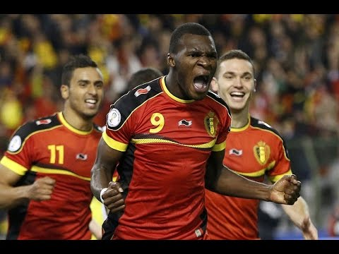 Gibraltar vs Belgium 0-6 All Goals & Highlights 10.10.2016