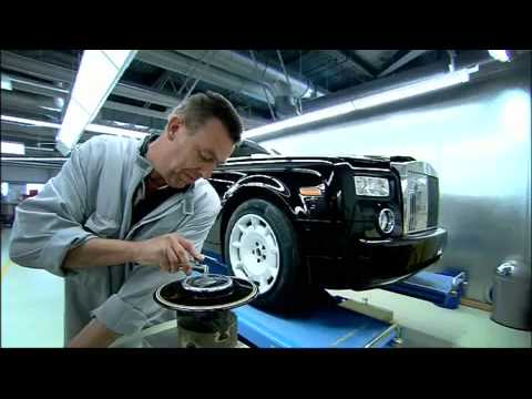 Rolls-Royce Phantom Building One From Begining To End Commercial Carjam TV HD Car TV Show 2013
