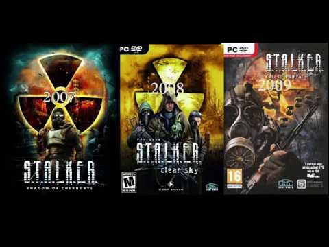Тизер истории серии S.T.A.L.K.E.R. от Ивана Лоева