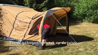 Kip Kompakt Airtube voortent instructievideo