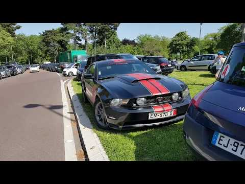 Ford Mustang Roush Special MRT