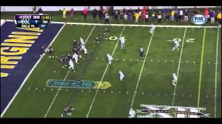 Geno Smith vs Kansas State (2012)