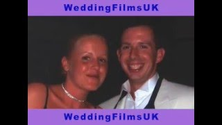 Wedding Films UK - Wedding Photo Montage 01
