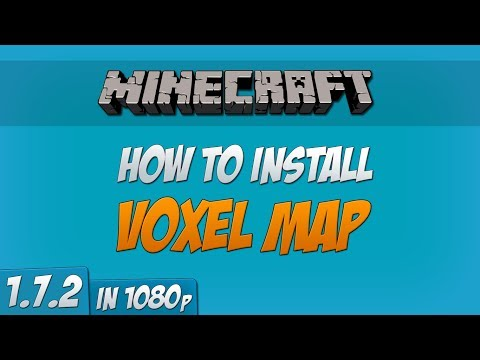 comment install voxel map