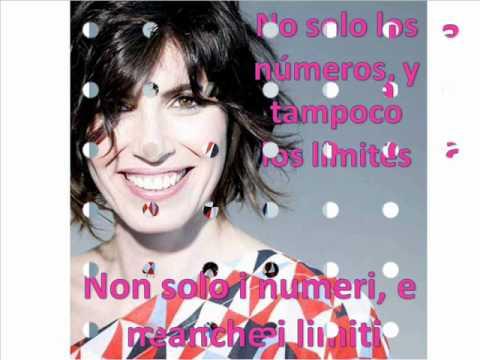 , title : 'È l'amore che conta lyrics Giorgia ♥ (italiano-Español)'