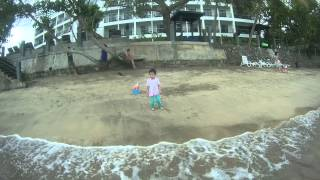 Anyer Indonesia  City pictures : Private Beach @ Hotel aston, Anyer Indonesia
