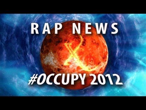 RAP NEWS X - #Occupy2012