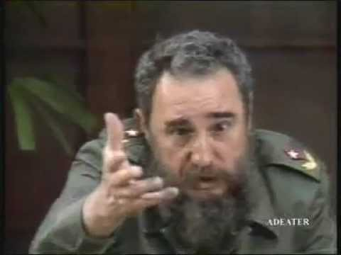 Strohs Beer Commercial With Fidel Castro