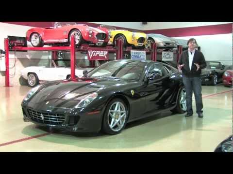 Ferrari 599 GTB Fiorano F1--D&M Motorsports Video Review with Chris Moran