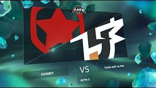 GMB vs JSA - Полуфинал 2 Игра 3 / LCL