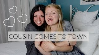 My cousin is truly one amazing person! We always have such great times together. Can we  guess what's in our hands? Watch to find out!My NEW personal website: http://www.carlyhartman.comShoutout to www.rocksbox.com for my amazing necklace in this video!Music:I chose a Boom Clap remix because it is Rachel's favorite song!!Follow Rachel: Just kidding! She doesn't post on social media!Follow me on everything:-Follow my personal accounts:Facebook: /carly.christianInstagram: @carlyyhartmanTwitter: @carlyyhartmanSnapchat: @c.hartmanPinterest: /carlyyhartman-Follow Cora Wear:Facebook: /corawearInstagram: @coraawearTwitter: @coraawearYouTube: www.youtube.com/channel/UCR_D1ksXiKM4gO2­­­­­­­­­­­­qMyN0MfgTumblr: www.corawear.tumblr.comWebsite: www.corawear.com-Follow Go Impact 360:Facebook: /goimpact360Instagram: @pageant360 & @goimpact360Twitter: @goimpact360YouTube: www.youtube.com/channel/UCgcjNY1mr5wAxBH­­­­­­­­­­­­0lewwl4QWebsite: http://www.pageant360.com & http://www.goimpact360.org-Follow Carly Hartman Photography:Instagram: @carlyhartmanphotographyTumblr: http://www.carlyhartmanphotography.tu...