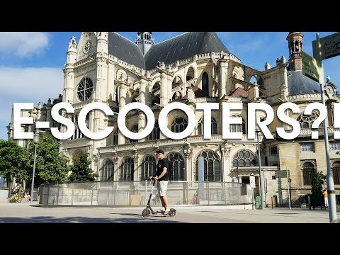 Welcome To A New Season   Electric Scooter Apps In Paris
