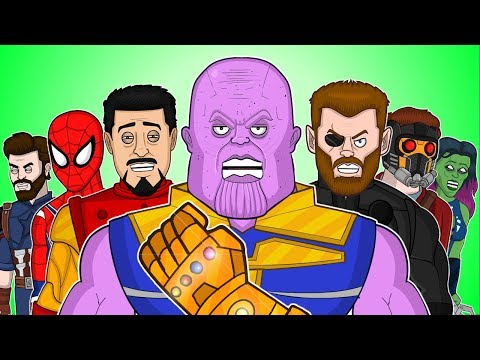 Avengers Infinity War The Musical