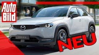 Mazda MX-30 (2020): Elektro - Wankel - Neuvorstellung - SUV - Coupé by Auto Bild