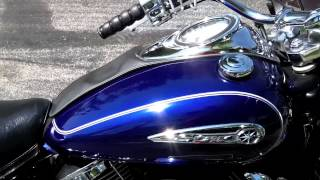 4. Pre-Owned 2009 Yamaha V Star 1100 Silverado at Euro Cycles of Tampa Bay