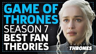 Lucy dissects the biggest Game of Thrones fan theories in preparation for season seven. Who is Azor Ahai? Will this be the end of Littlefinger? And will we ever see Gendry again? Spoiler warning!
