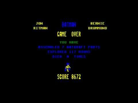 Batman - Amstrad GX4000/464+/6128+ - Complet - PAL