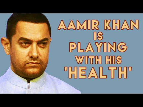 Dangal | Aamir Khan Playing with his HEALTH? | Blo