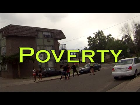 Poverty in America - The Root Cause of Social Issues