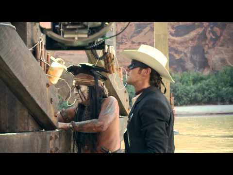 Behind The Scenes of The Lone Ranger (Part 3)