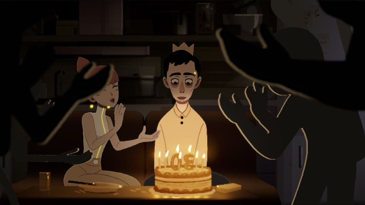 Best Friend - 2D Animation Short Film GOBELINS