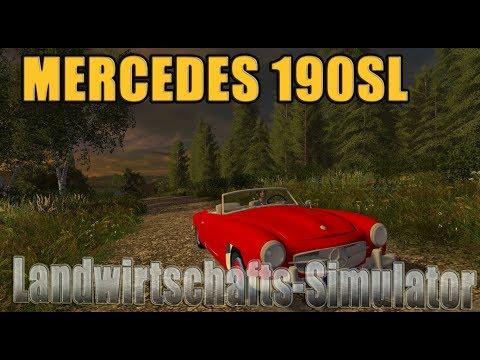 Mercedes 190SL v1.0
