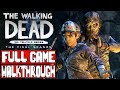 THE WALKING DEAD TELLTALE SEASON 4 Episode 2 Gameplay Wathrough Part 1 FULL GAME - No Commentary